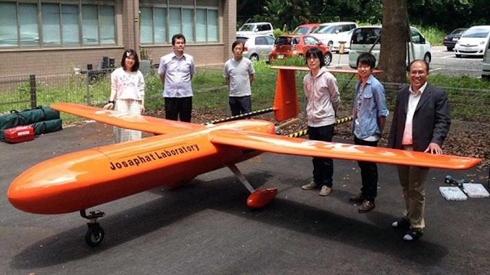 Josaphat Tetuko, sang Professor Radar dan Drone dari Bandung