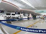 FOTO: Ada yang Sangat Tak Biasa dengan Toilet di Bandara Balikpapan ini
