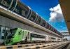 KA Bandara Adi Soemarmo Menjadi Kereta Pertama di Indonesia yang Masuk Bandara