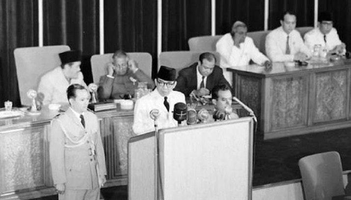 KAA, Bandung, dan Romansa Nostalgia Soekarno