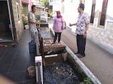Gambar sampul Mengubah Selokan Menjadi Tempat Budidaya Ikan