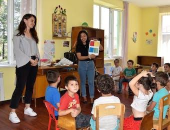 Global Volunteer, Pengalaman Lintas Budaya untuk Masa Depan Dunia yang Lebih Baik