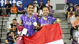 Kalahkan Tuan Rumah, Greysia/Nitya Juara di Korea Open 2015