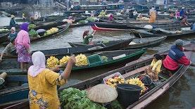 Kalimantan Selatan Siap Sambut Satu Juta Turis