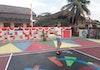 Adu Kreasi Kampung di Palembang Jelang Asian Games 2018