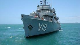 Selamat! Indonesia Ketambahan Satu Kapal Perang Baru