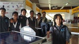 Kapal Cadik Bertenaga Surya Karya Mahasiswa Ini Bakal Bertanding di Belanda