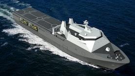 Ini Dia Kapal Markas Pertama yang Bakal Bertugas Untuk Kementerian Kelautan dan Perikanan RI