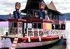 Sudah Tahu Kapal Wisata di Danau Toba?