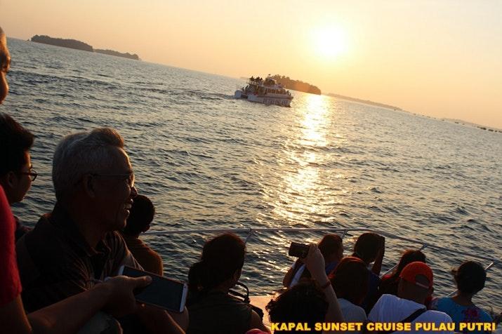Destinasi Wisata Pulau Putri   Dengan Berbagai Macam Fasilitas Yang Tersedia