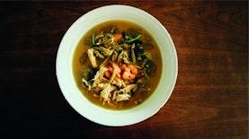 Kapurung Kuliner Menyegarkan Khas Sulawesi Selatan