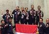 Atlet Karate Indonesia Borong Medali di Swiss