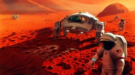 Karno Dimedjo, Eksplorasi Planet Mars, dan Masa Depan Indonesia