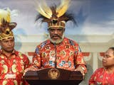 Mengintip Harta Kekayaan Kepala Suku Penyumbang Lahan Istana Presiden di Papua