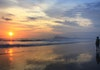 Kedahsyatan Pantai di Balik Alas Purwo