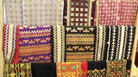 Keindahan Kain Tenun Tapis dari Lampung