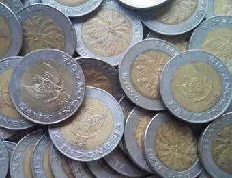 Uang Logam Indonesia Ini Ternyata Bernilai Fantastis