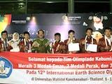 Gambar sampul Hadiah Ulang Tahun Kemerdekaan, Tim Indonesia Raih Beberapa Medali di  Thailand