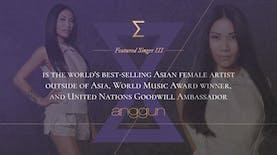 Keren! Anggun Bakal Ikut Mengisi Lagu di Album Terbaru Enigma