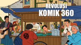 Keren! Revolusi Baca Komik 360 Derajat Ini Karya Original Anak Indonesia