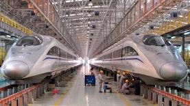 Progres Pembangunan Kereta Cepat Jakarta-Bandung