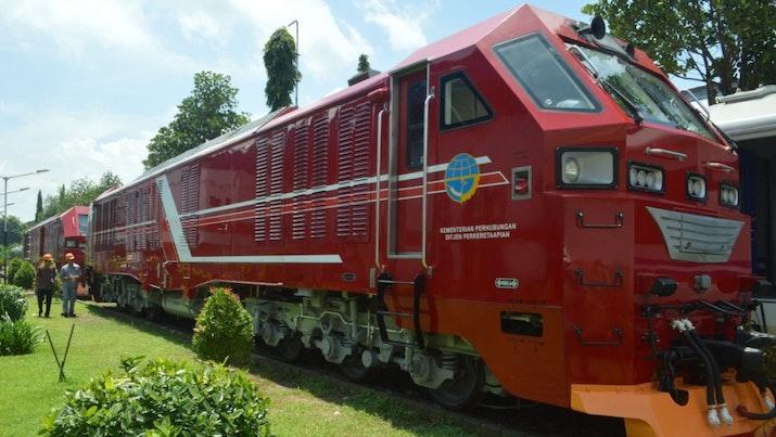 PT. INKA di Lima Besar Penyedia Kereta Penumpang Dunia