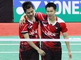 Gambar sampul Kevin-Marcus Menangi All Indonesian Final di Australia Open