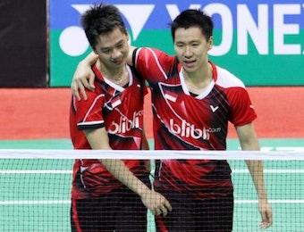 Kevin-Marcus Menangi All Indonesian Final di Australia Open