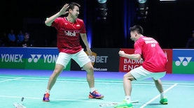 Siapa Saja Wakil Indonesia di BWF World Tour Finals?