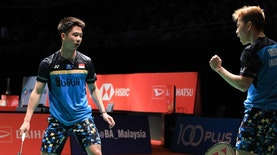 Malaysia Masters: The Minions Juara, Greysia/Apriyani Peringkat Dua