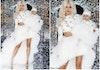 Inilah Desainer Dibalik Gaun Kembar Khloe Kardashian dan Baby True