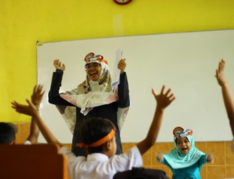 Dari Perempuan Penulis Untuk Anak Indonesia