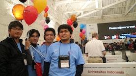 Di Lomba Ini, UI Sejajar dengan Stanford dan Harvard University