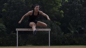 Sprinter Putri Asal Indonesia Berhasil Raih Juara Dunia Lari Gawang 100 Meter!