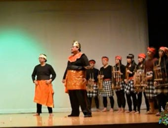Kisah Roro Jonggrang Hangatkan Kota Sapporo