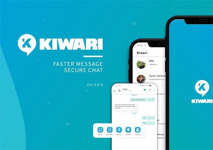 Kiwari, Alternatif WhatsApp yang Lebih Ringan dan Aman
