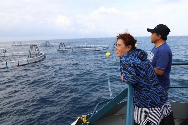 Keramba Jaring Apung Indonesia Usai Dibangun, Kekuatan Baru Ekonomi Maritim