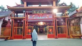 Tambah Pengetahuan! Ini 9 Bangunan Bernuansa Tiongkok di Semarang