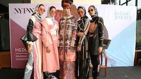 Eloknya Wardah di New York Fashion Week 2019