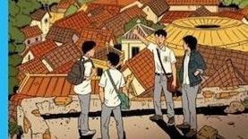 Budiman Sudjatmiko Bagikan Kisah Anak-Anak Revolusi melalui Komik