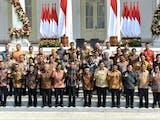 Gambar sampul 100 Hari Pemerintahan, Ini Hasil Survei Kinerja Kabinet Indonesi Maju