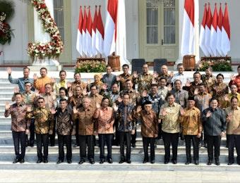 100 Hari Pemerintahan, Ini Hasil Survei Kinerja Kabinet Indonesi Maju