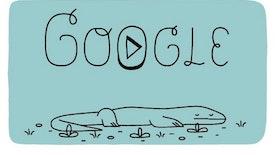 37 Tahun Konservasi Komodo, Google Doodle Memperingatinya