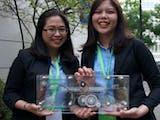 Gambar sampul Konsep Kota Cerdas Duo Mahasiswi UI Raih Juara 2 di Perancis