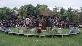 Konser Musik Bertenaga Matahari, Apa Bisa?