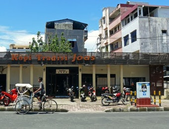 Kopi Tradisi Joas, The Coffee Shop You Can't Miss While in Ambon