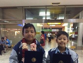Ciptakan Lemari Es Tanpa Listrik, Siswa SD Harumkan Indonesia di Kancah Dunia