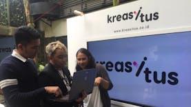 Perkenalkan, Kreasitus. Perancang Situsweb Kreatif untuk UMKM