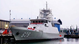 Kapal Perang Produk Indonesia Bakal Diekspor Ke Afrika