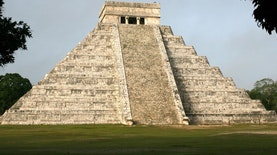 Adakah Hubungan Candi di Jawa Tengah ini dengan Peradaban Suku Maya di Meksiko?